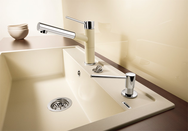 blancoalta s compact silgranit hochdruck armatur k chenarmatur blanco alta s. Black Bedroom Furniture Sets. Home Design Ideas