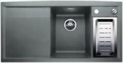 granitsp le spuele sp len blanco silgranit. Black Bedroom Furniture Sets. Home Design Ideas