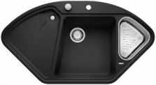 granit sp le blanco delta ii silgranit puradur ii blancodelta ii sp lenshop. Black Bedroom Furniture Sets. Home Design Ideas
