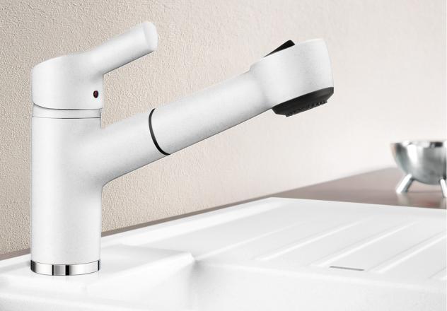armatur kuechenarmatur blanco elipso s ii blancoelipso s ii silgranit hochdruck. Black Bedroom Furniture Sets. Home Design Ideas