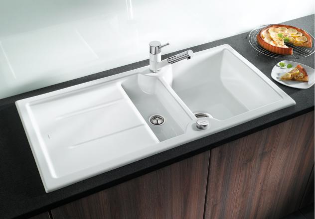 blanco idessa 6 s oder blancoidessa 6s keramik sp le von. Black Bedroom Furniture Sets. Home Design Ideas