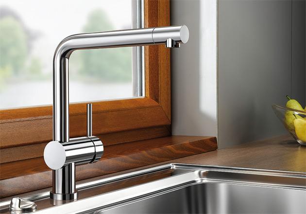 armatur kuechenarmatur blanco linus f blancolinus. Black Bedroom Furniture Sets. Home Design Ideas