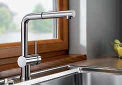 armatur kuechenarmatur blanco linus s f. Black Bedroom Furniture Sets. Home Design Ideas