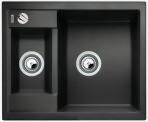 blancometra 6 spuele sp len blanco silgranit puradur ii metra 6 granitsp le. Black Bedroom Furniture Sets. Home Design Ideas
