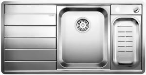 blancoaxis ii 6s if 6 s i f 516529 516530 finotop spuele sp len blanco. Black Bedroom Furniture Sets. Home Design Ideas