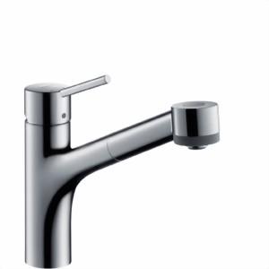 Ordentlich hansgrohe Talis-S Chrom HD Küchenarmatur, Wasserhahn oder  CN27