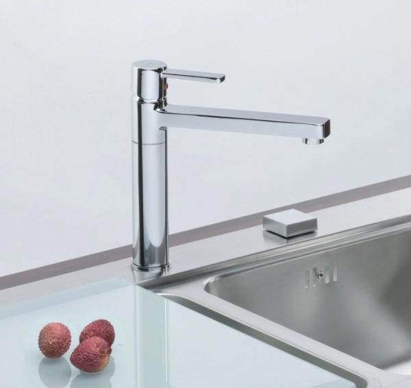 küchenarmatur kludi zenta chrom hochdruck ein einhebelmischer für ... - Kludi Armaturen Küche