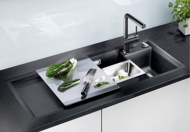 Fabulous Spülen   Granit   Granitspüle   flächenbündig   Blanco   Franke DZ09