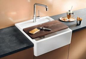 Materialien von Spülen | Edelstahl | Stahl | Granit | Keramik ...